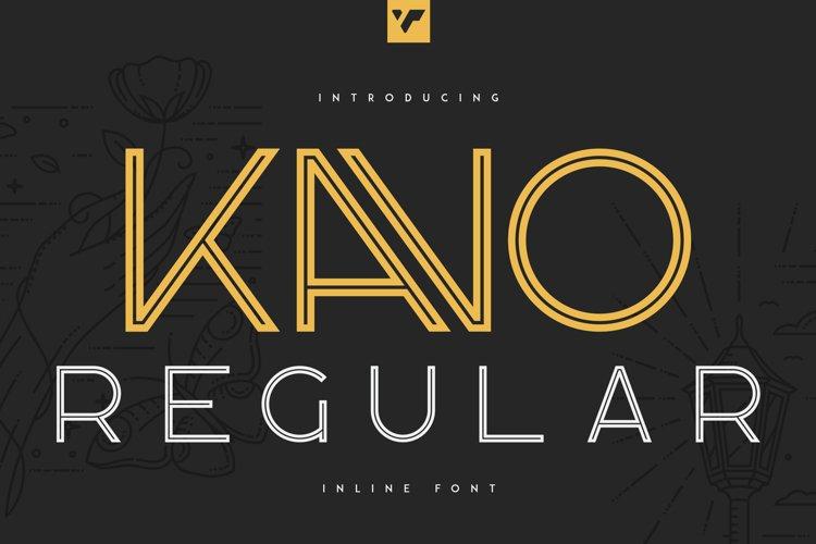 Kavo Inline Regular example image 1