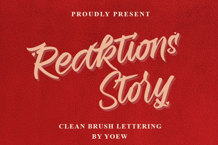 Reaktions Story example image 1