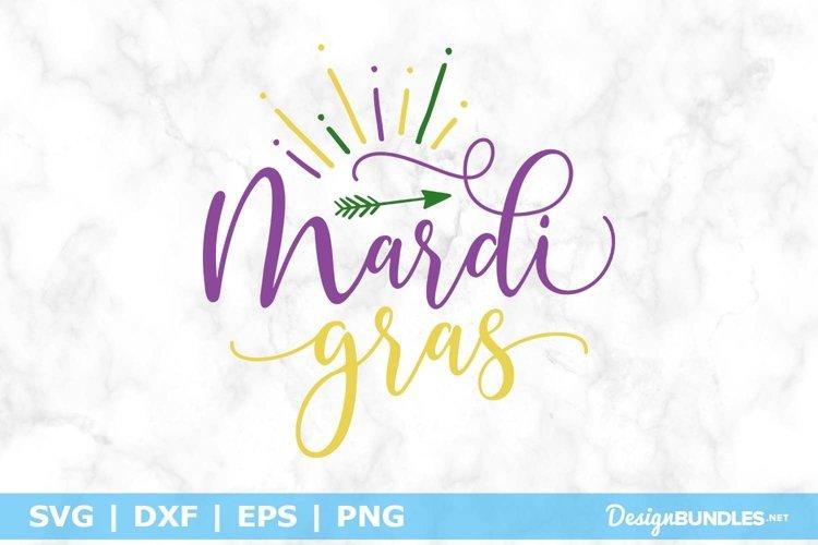 Mardi Gras SVG File