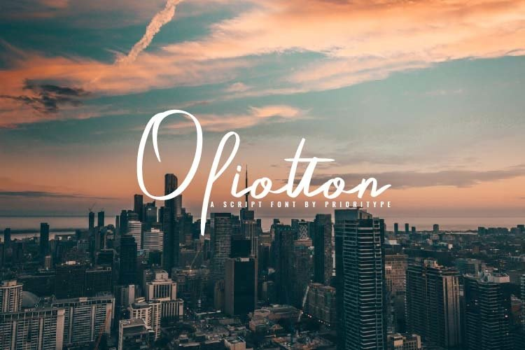 Oliotton - Script example image 1