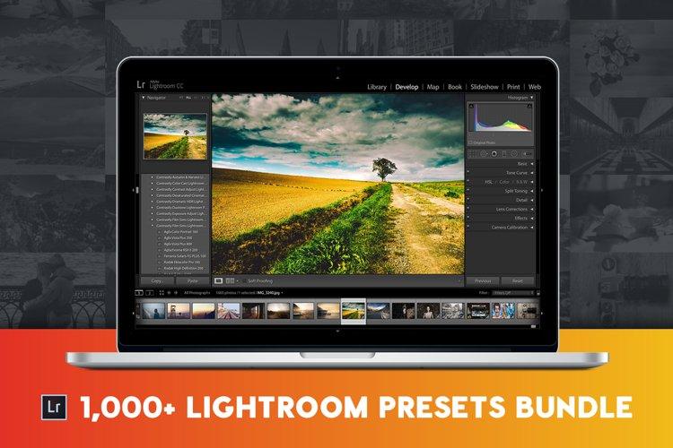 1000+ Pro Lightroom Presets Bundle