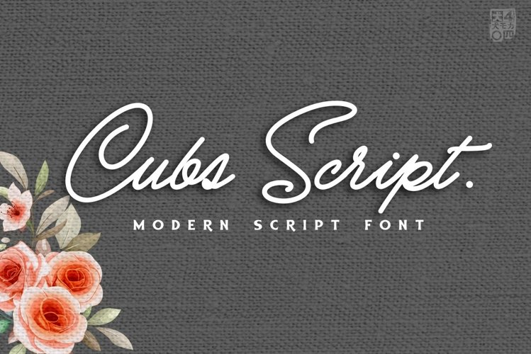 Cubs Script example image 1