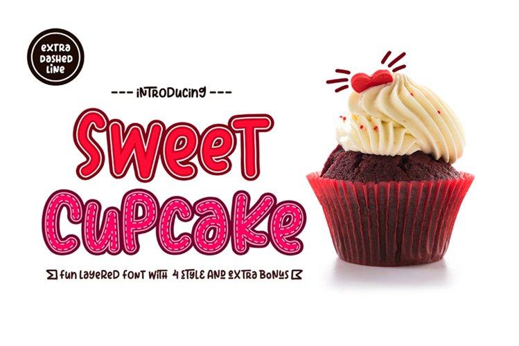 Sweet Cupcake example image 1