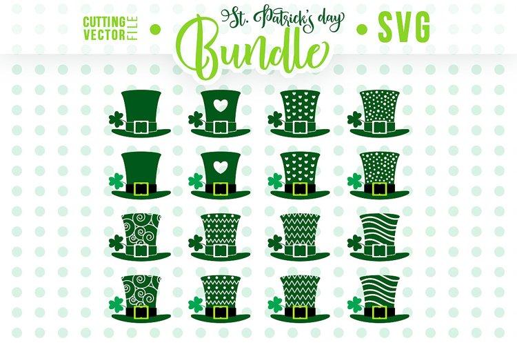 Leprechaun Hats - SVG - St. Patricks Day Bundle