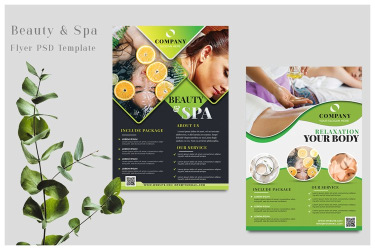 Beauty & Spa Flyer