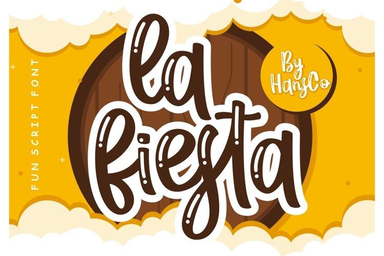 La Fiesta example image 1