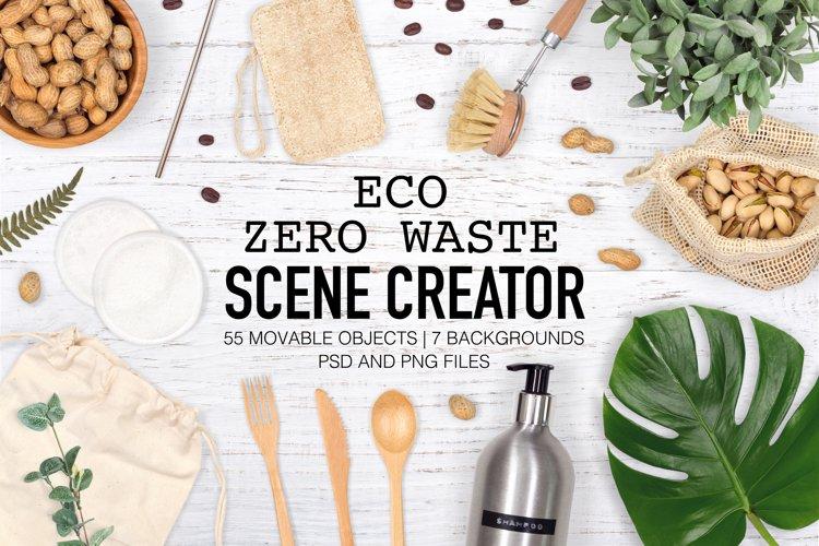 Eco Zero Waste Scene Creator