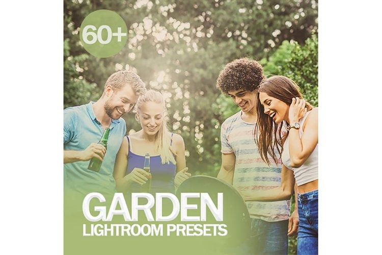 60 Garden Lightroom Presets example image 1
