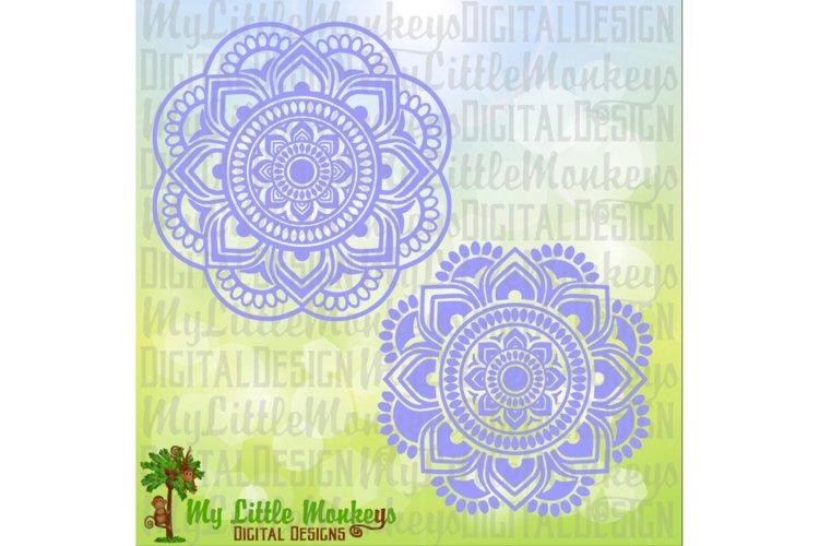 Mandala Flower  example image 1