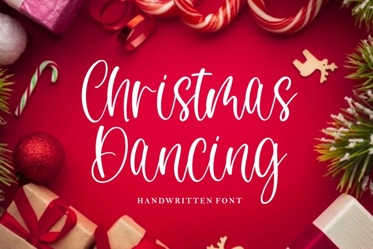 Christmas Dancing example image 1