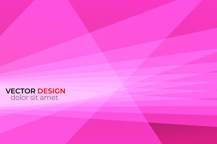 Vector background of abstract geometric shapes.Vector design example image 1