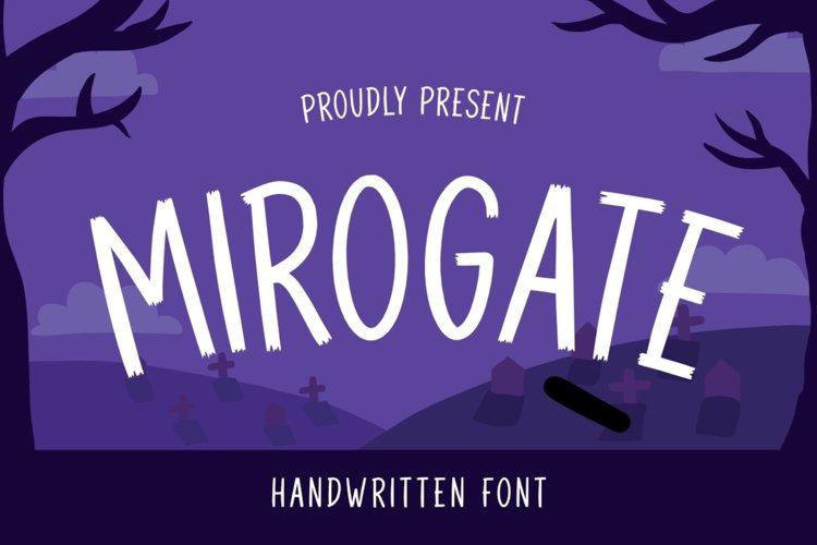 Mirogate example image 1