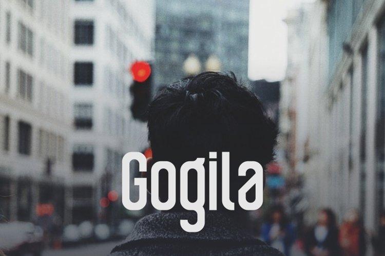 Gogila