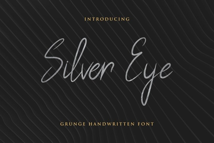 Silver Eye example image 1