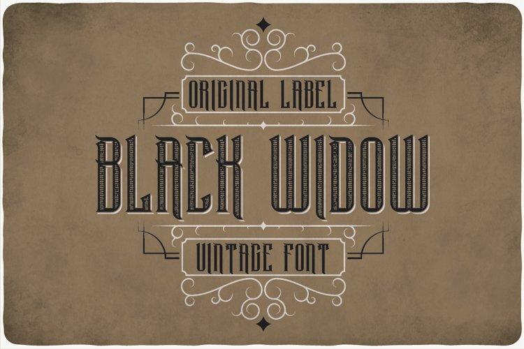 Black Widow example image 1