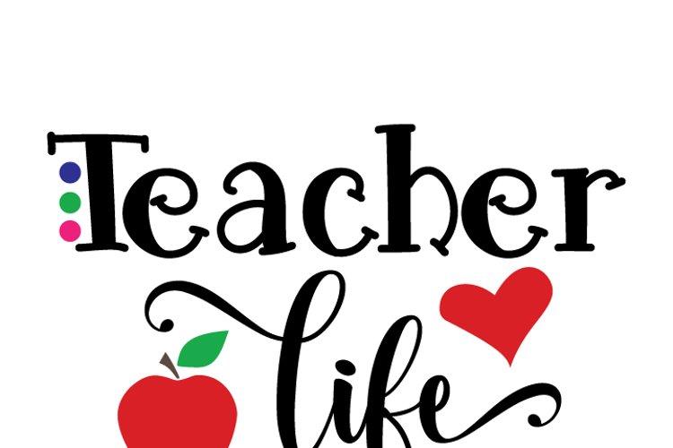 Teacher Life example image 1
