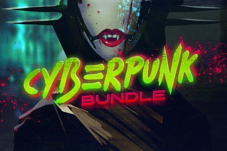 CyberPunk Bundle example image 1