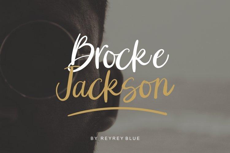 Brocke Jackson example image 1