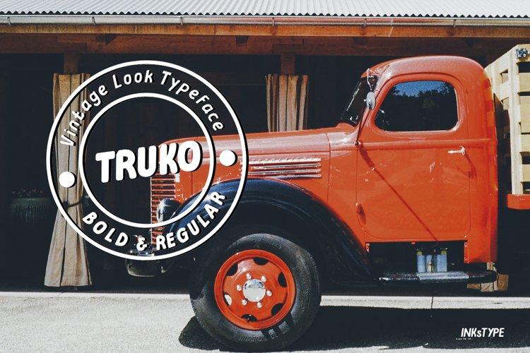 TRUKO example 4