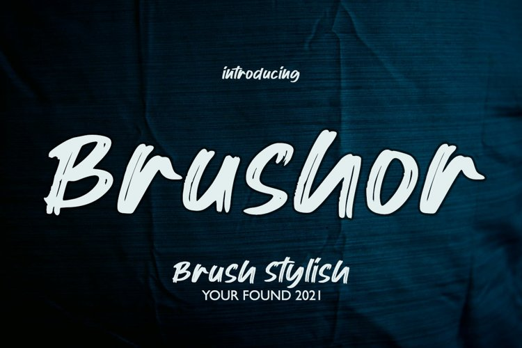 Brushor example image 1