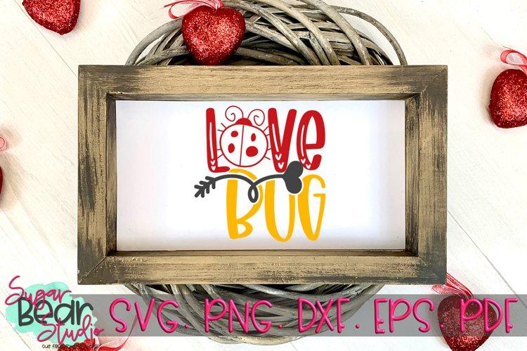 Love Bug - A Valentine SVG example image 1