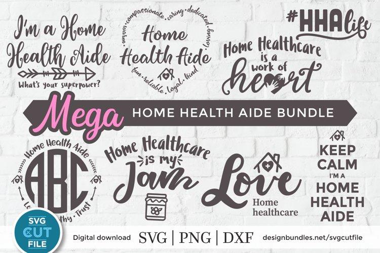 Download Home Health Aide Svg Home Care Aide Hha Love Svg Bundle 376162 Cut Files Design Bundles