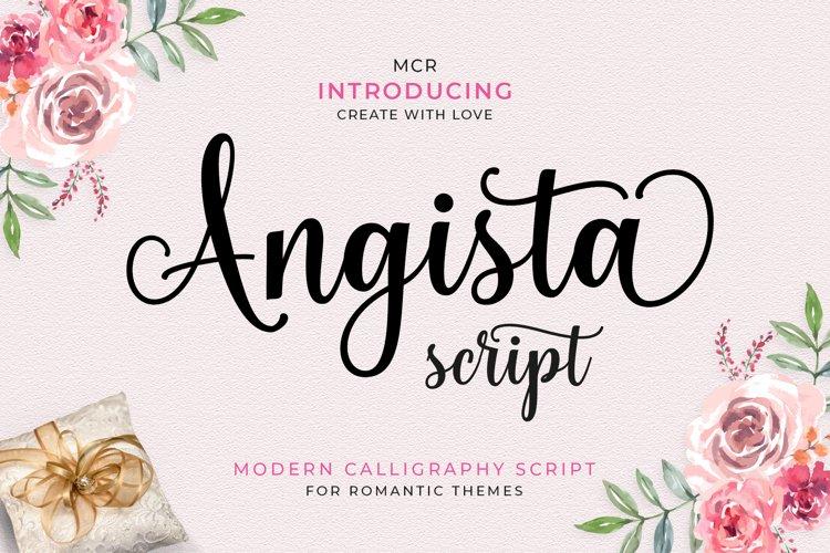 Angista Script example image 1