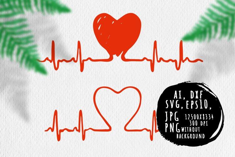 Romantic cardiogram example image 1
