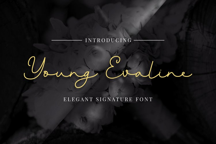Young Evaline example image 1