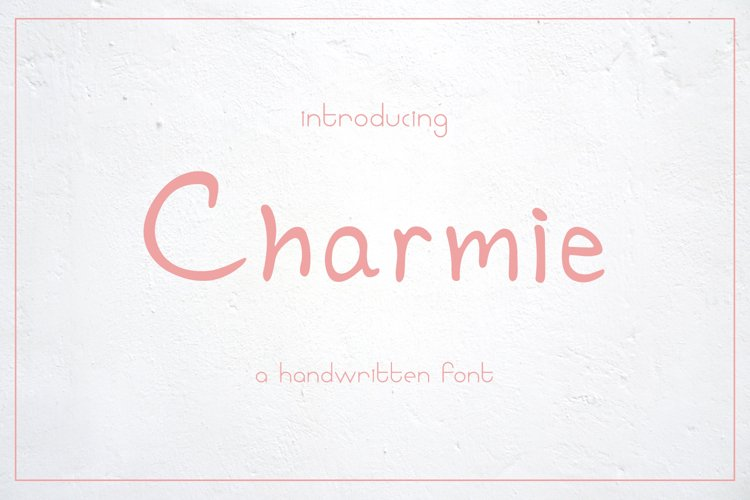 Charmie example image 1
