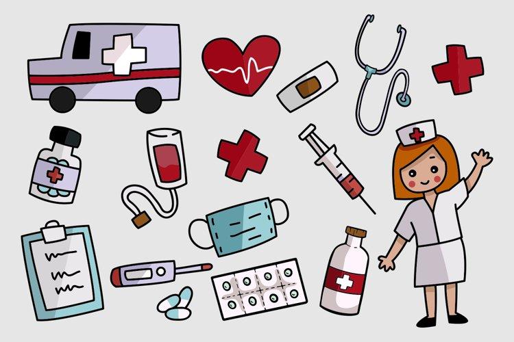 Medical Cliparts
