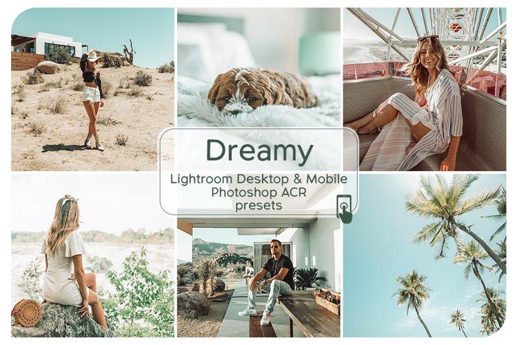 Dreamy Lightroom Desktop and Mobile Presets example image 1
