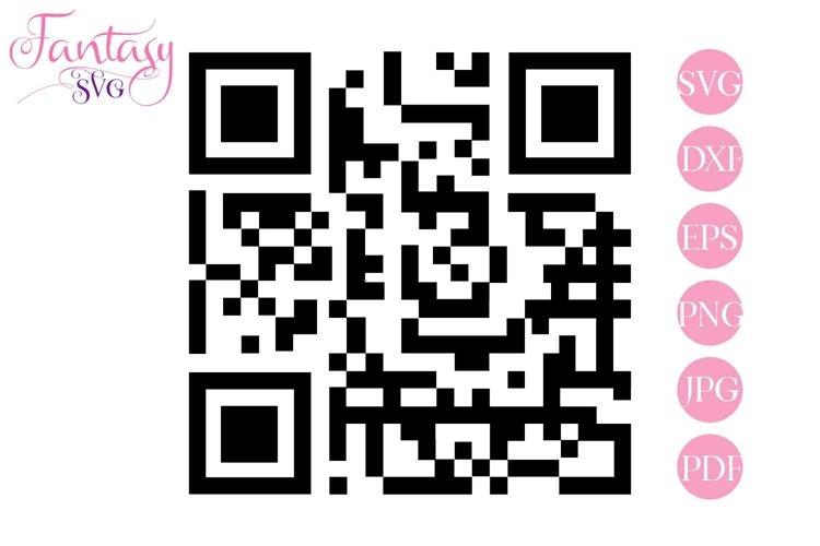 QR Code - Svg Cut Files example image 1