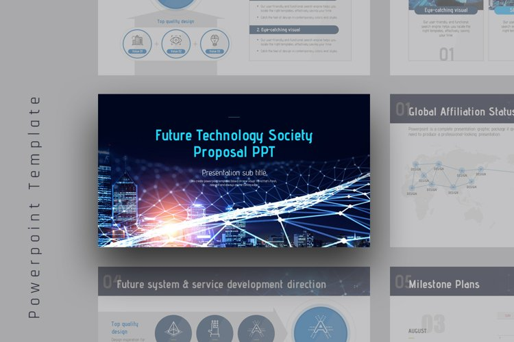 Future Technology Society Proposal