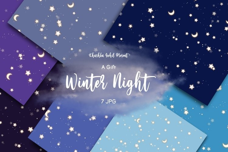 Winter Night example image 1