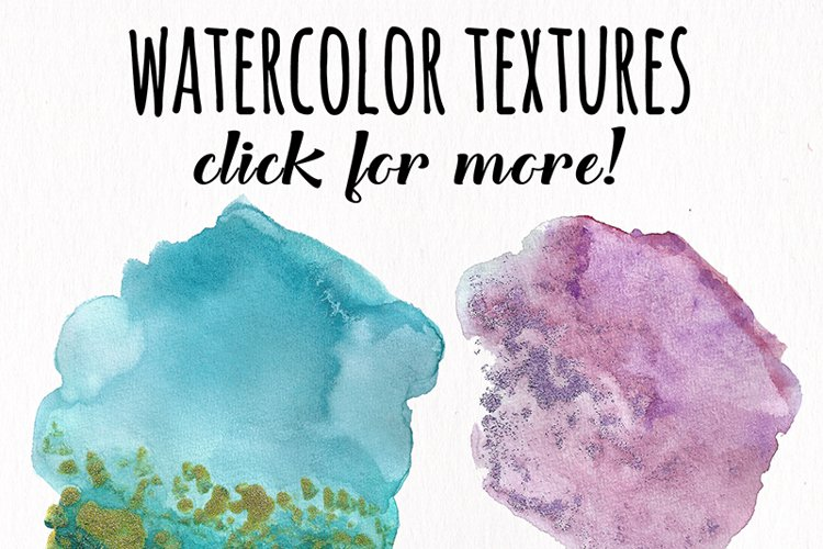 Watercolor Textures - card edition - Free Design of The Week Design0