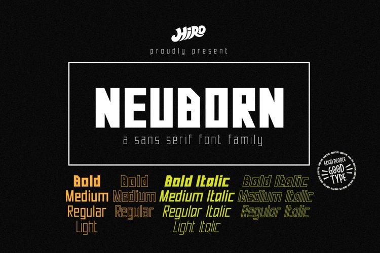Neuborn example image 1