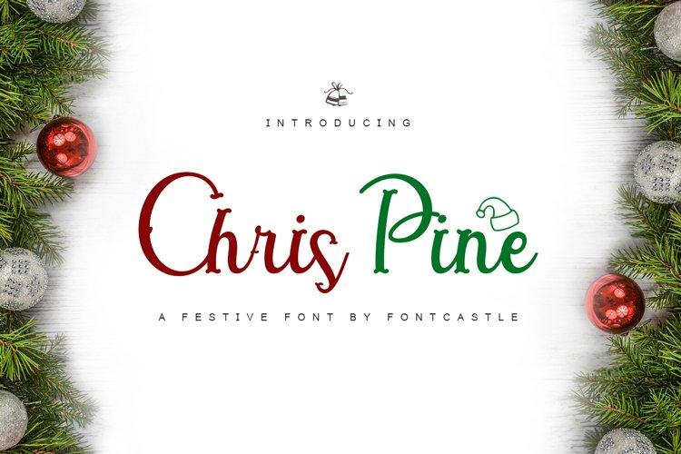 Chris Pine example image 1