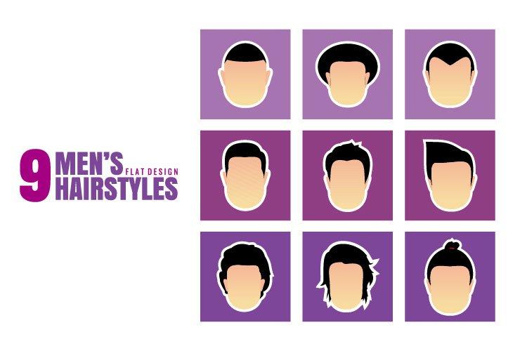 9 Mens Hairstyles