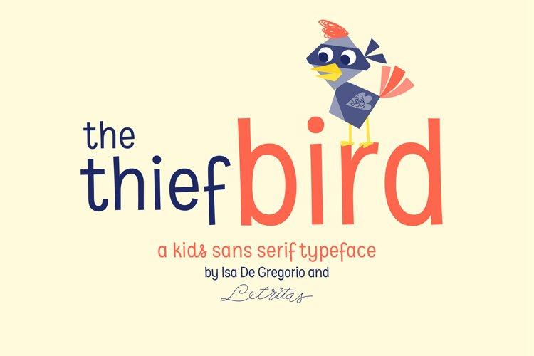 The Thief Bird