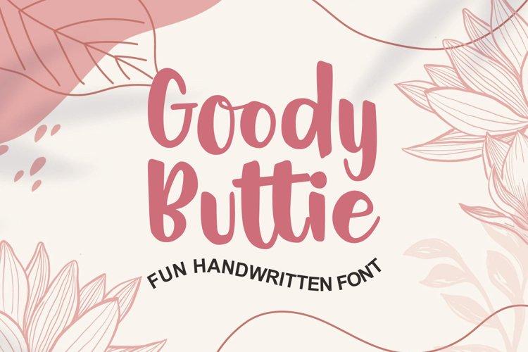 Goody Buttie example image 1