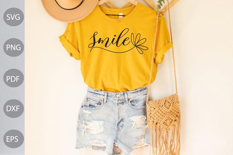 Smile SVG Design