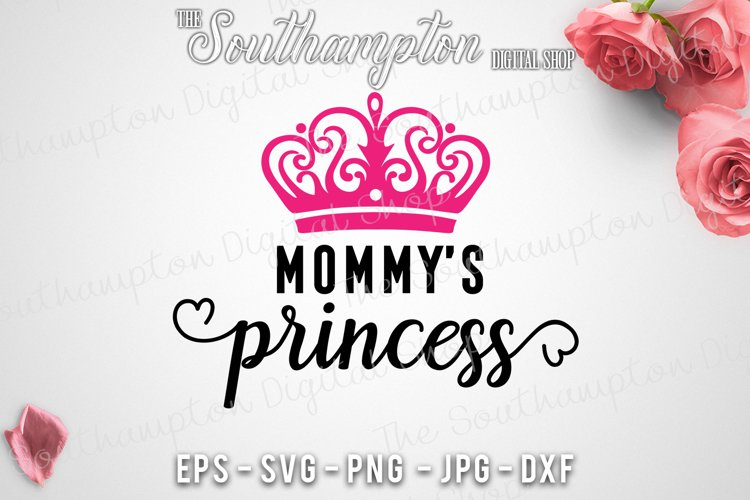 Mommy's Princess example image 1