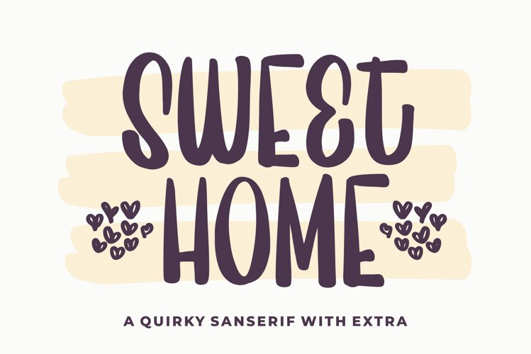 Sweet Home example image 1