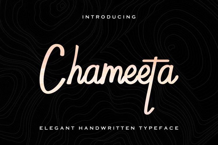 Chameeta example image 1
