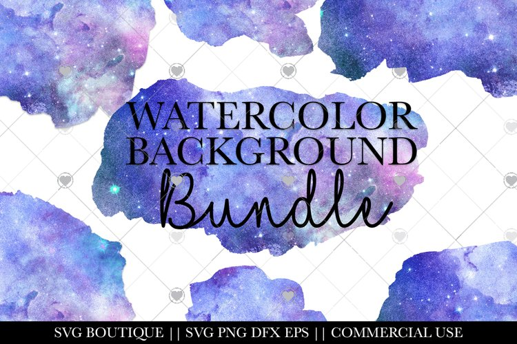 Galaxy Sublimation Backsplashes - Space PNG Clipart Designs