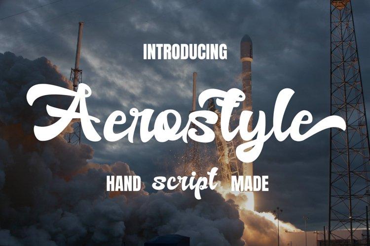 Aerostyle example image 1