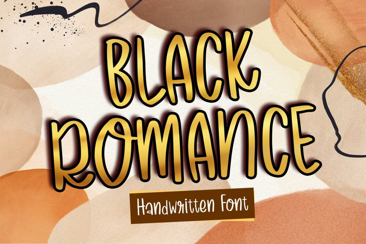 Black Romance example image 1