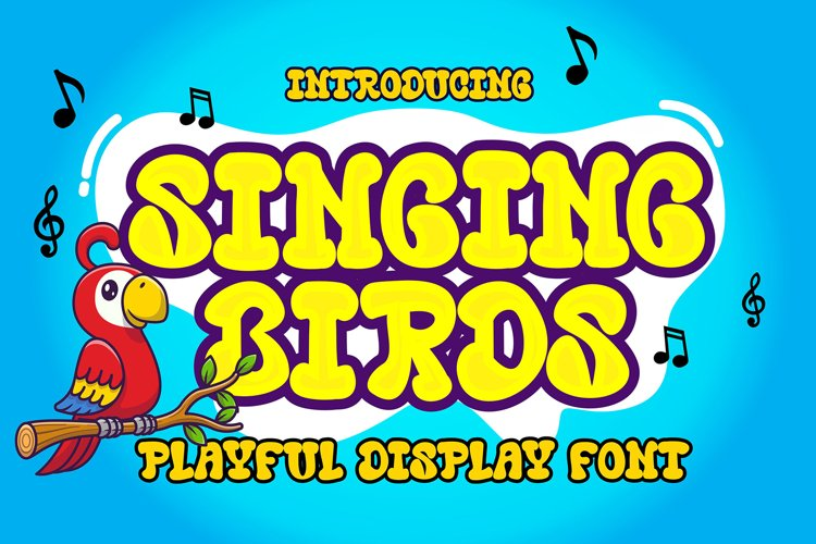 Singing Bird example image 1