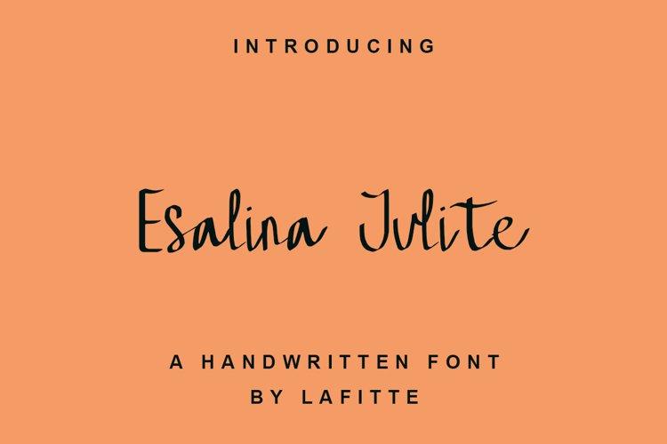 Esalina Julite example image 1